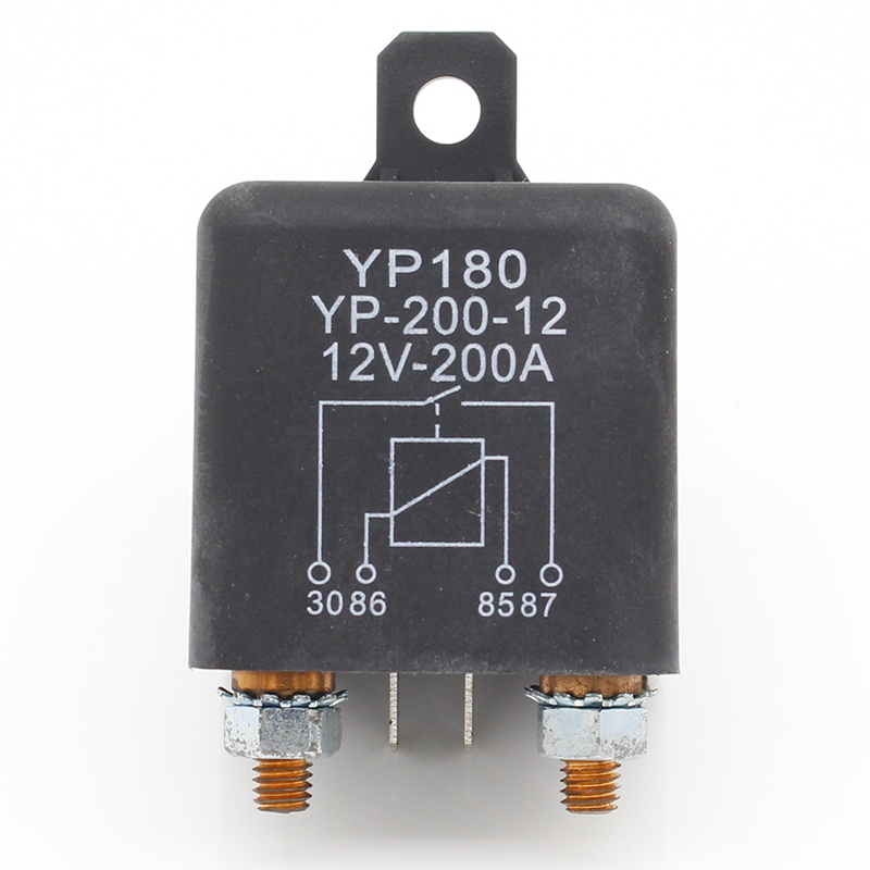 12VDC 200A High Power Vehicle Car Relay Truck Motor Continuous Automotive Switch