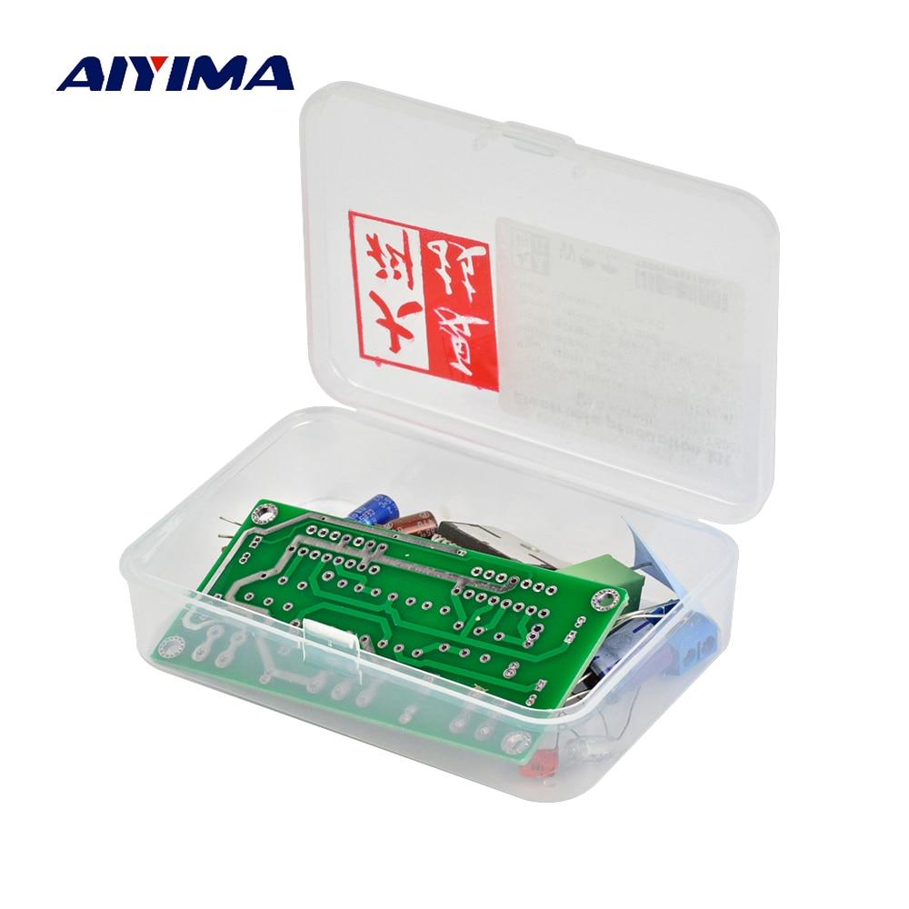 AIYIMA TDA7293 * 2 170W TDA7293 Πίνακας Ενισχυτών Παράλληλη Μονάδα Ενισχυτή Ενισχυτή Πίνακα Συνδυασμένη 2.1 Κιτ DIY Ενισχυτών