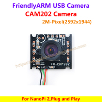 FA CAM202 2M Pixel USB Camera For NanoPi2 Plug And Play