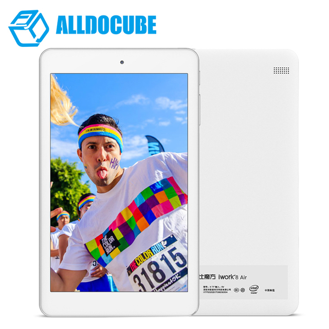 Cube iwork8 air Dual Boot Windows10 + Android 5.1 Tablet PC 8inch 1920*1200 Cherry Trail Z8350 Quad Core 2GB 32GB HDMI