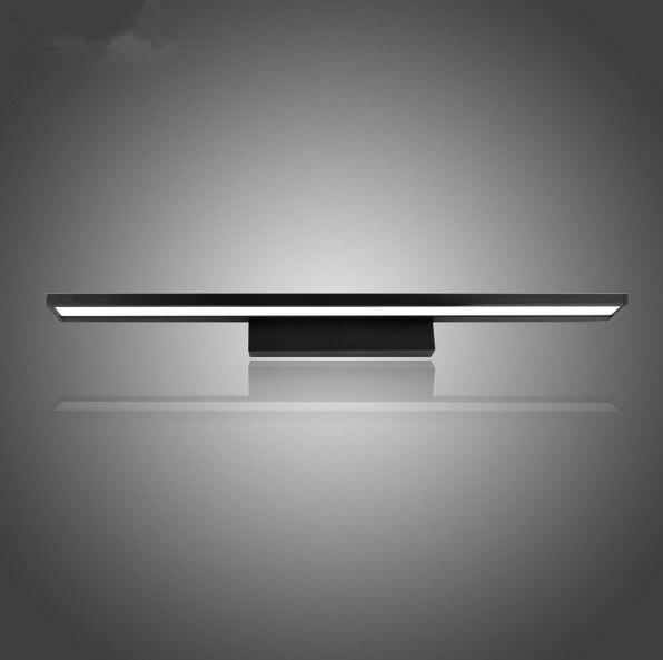 specchio luce led impermeabile luci breve bagno moderno lampada da parete lampade di illuminazione cosmetico moda