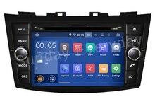 ROM 16G 1024*600 Quad Core Android 5.1 Fit SUZUKI SWIFT 2011 2012 2013 2014 2015 Car DVD Player Navigation GPS TV 3G Radio DVD