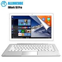 ALLDOCUBE IWork 10 Pro 2 Inch 1 Tablet PC Intel Atom X5 Z8350 4GB Ram 64GB Rom 1920*1200 IPS 10.1 Inch Windows10 Android 5.1
