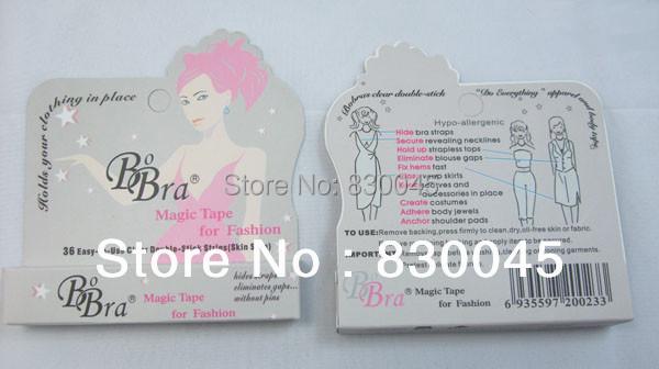 Free Shipping BOBRA SEXY FASHION MAGIC TAPE HIDES STRAP/CLOTHING TX01