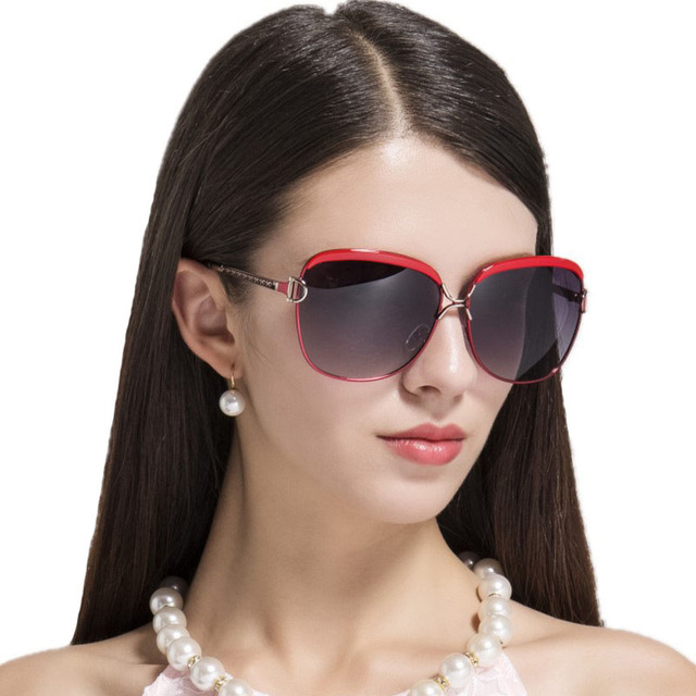 978dfd0ccd5c New Style Women Luxury Sunglasses HD Polarized Mirror Brand Designer Cool  Latest Trending Female UV400 Sun Glasses with Box