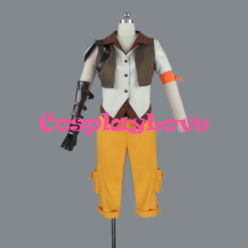 CosplayLove RWBY Volume 4 Taiyang Xiao Long Cosplay Costume Custom Made Femmes Hommes Pour Noël Halloween