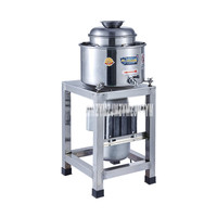 3kg/time Meat Rolling Mincer Machine Meatball Maker Stainless Steel Commercial Electric Automatic Meat Grinder Mincing Machine