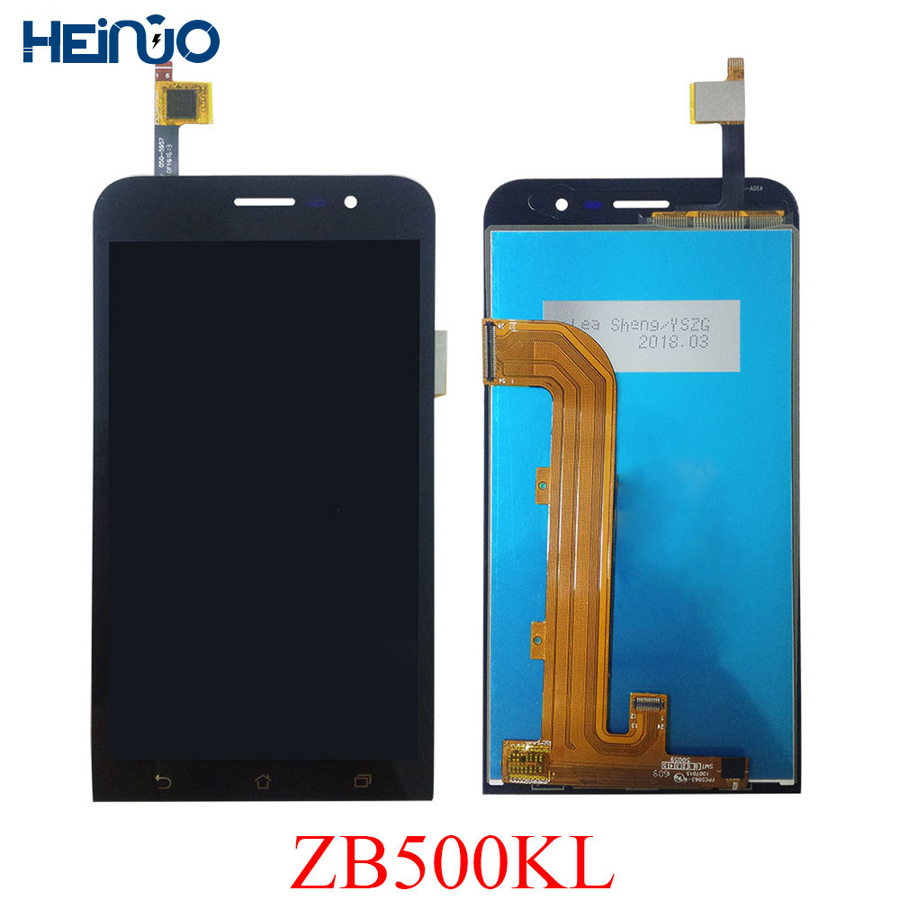 5.0 tested lcd For ASUS Zenfone Go ZB500KL X00AD Ecran LCD Display Panel Touch Screen Sensor Glass Assembly Replacement phone5.0 tested lcd For ASUS Zenfone Go ZB500KL X00AD Ecran LCD Display Panel Touch Screen Sensor Glass Assembly Replacement phone