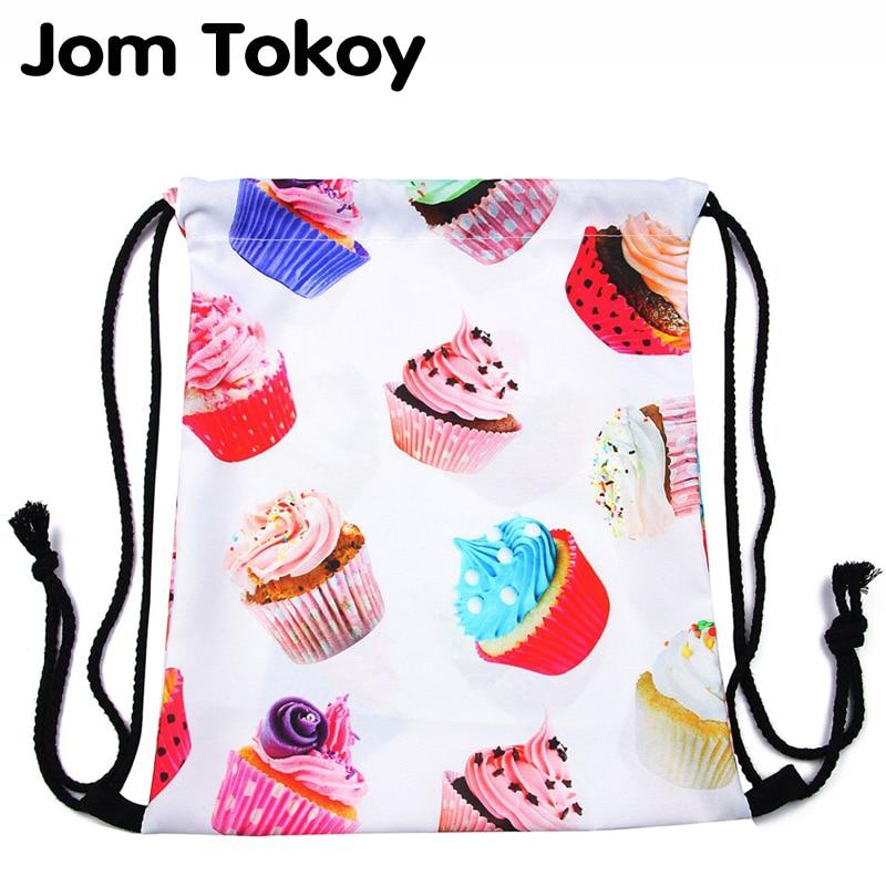 New Drawstring Backpack Women Fashion Shoulder Bag Casual Schoolbags Mochila School Girl Drawstring Bag