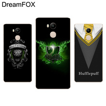 DREAMFOX M289 Slytherin Soft TPU Silicone Case Cover For Xiaomi Redmi Note 3 4 4X 5 5A 6 7 Pro Global