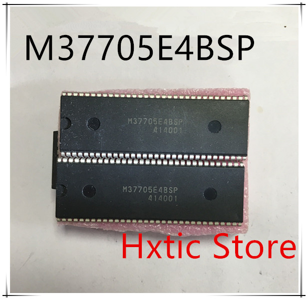 NEW 1pcs/lot M37705E4BSP M37705 M37705E4 DIP64