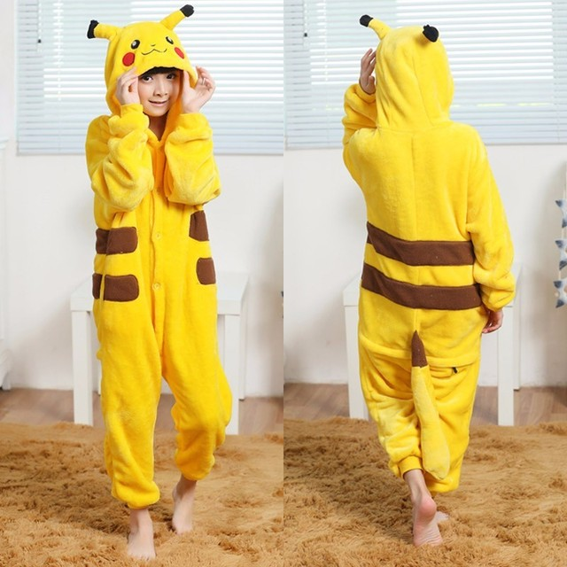 Pikachu Cosplay