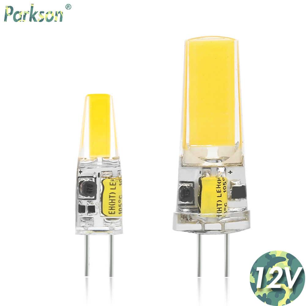 Bombillas G4 led 電球 12 v 220 v ランパーダ led ランプ電球 G4 acdc 12 v cob 交換 25 ワットハロゲンスポットライトシャンデリア