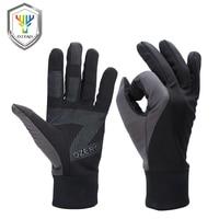 OZERO Men S Work Gloves Touch Screen Driver Sports Winter Outdoor Warm Windproof Waterproof Below Zero
