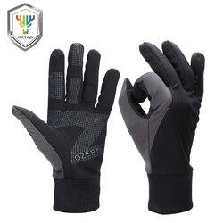 OZERO Männer der Arbeit Handschuhe Touchscreen Fahrer Sport Winter Outdoor Warme Winddicht Wasserdicht Unter Null Handschuhe Für Männer Frauen 9010