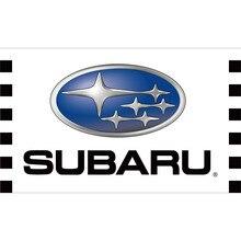90x150 см 60*90 см Subaru автомобиль логотип внедорожные гонки флаг баннер украшения для гонок Вечерние
