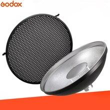 Godox AD-S3 Красота Круглый отражатель с поверхность с Сотами для Godox WITSTRO AD200 эксклюзивная карманная вспышка Godox AD180 AD360 AD360II Speedlite