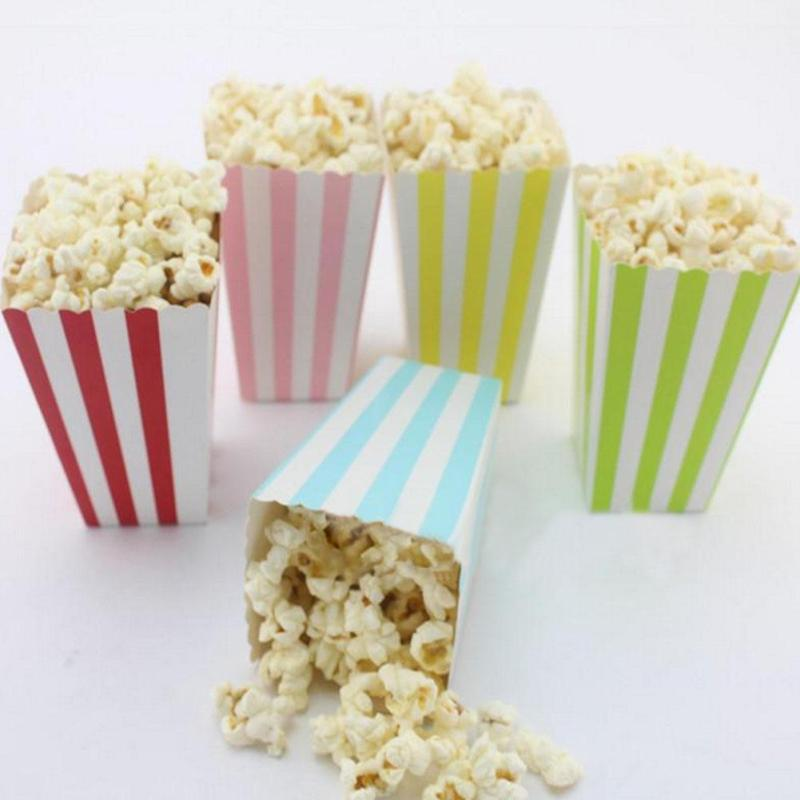 Online Buy Wholesale paper popcorn box from China paper popcorn ...