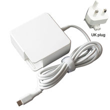 61W Adapter Power Supply Cable For Apple Quick Type-c Wall US UK EU Plug Laptop Charger USB(China)