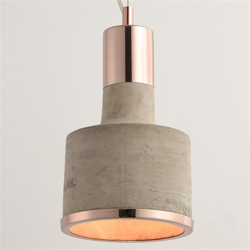 Nordic Vintage LED Pendant Light Cement Wood Lamp Loft Retro HangLampen Dining Room Lights Antique Industrial Lighting LamparaNordic Vintage LED Pendant Light Cement Wood Lamp Loft Retro HangLampen Dining Room Lights Antique Industrial Lighting Lampara