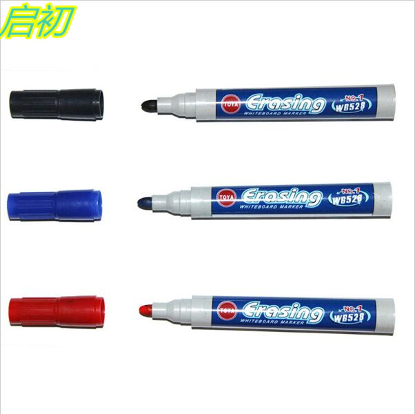 3pcs set brand new magnetic whiteboard pen erasable dry white board markers magnet built in. Black Bedroom Furniture Sets. Home Design Ideas