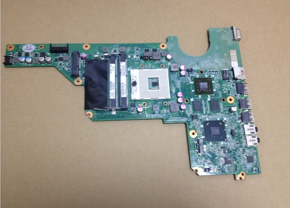 Free shipping ! 100% tested 681045-001 board for HP pavilion G4 laptop motherboard with for Intel HM65 chipset 610M/1G free shipping 100% tested 660203 001 board for hp 17 laptop motherboard with for intel chipset