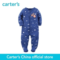 Carter S 1pcs Baby Children Kids Cotton Snap Up Sleep Play 115G222 Sold By Carter S