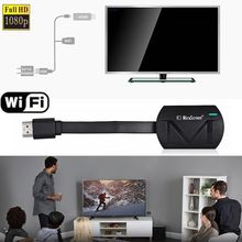 MiraScreen G4 TV Stick Dongle Anycast Cast HDMI WiFi Display Receiver Miracast Mini PC Android