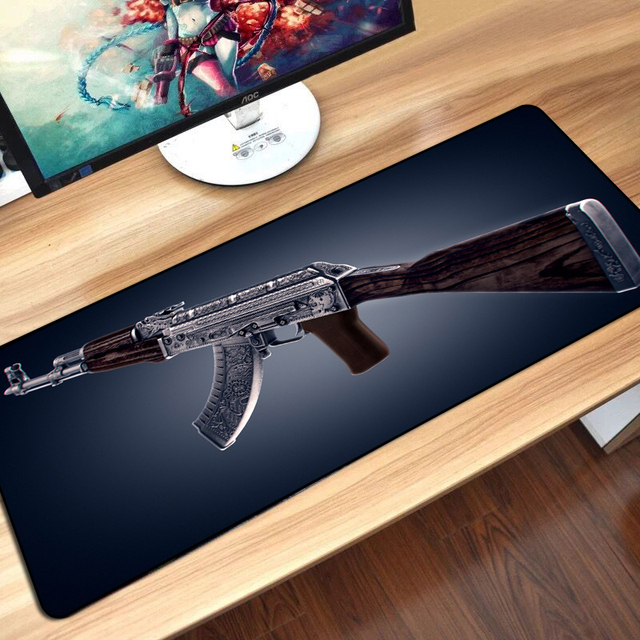 Game Mouse Pad Large Gaming Mousepad Gamer Pc Computer Mouse Mat Pad