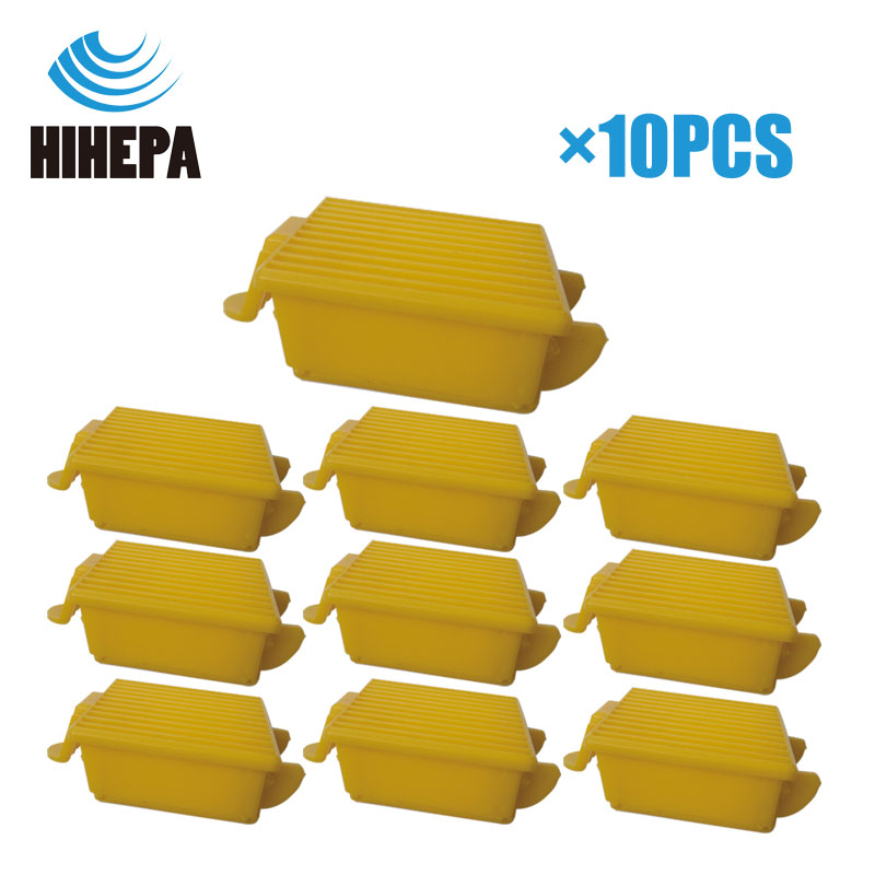 Free Shipping 10pcs/lot HEPA Filter Replacement part for iRobot Roomba 700 Series 760 770 780 Vacuum Cleaner parts 2 pcs hepa filter replacement kit for irobot roomba 700 series 750 760 770 780 790 robot vacuum cleaner parts accessories filter