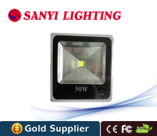 led floodlight 50w spotlight lighting IP65 led lamp outdoor wall floodlight lamp warm white cool white