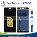 Original Replacement For Lenovo A7000 LCD Display Screen With Touch Screen Digitizer Assembly +Tools
