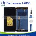 Reemplazo original para lenovo a7000 pantalla lcd con pantalla táctil digitalizador asamblea + herramientas
