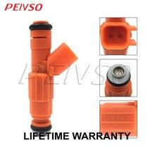 PEIVSO 3M4G-BA 0280156156 L309-13-250A fuel injector for Mazda 6 2.3L l4 2003~2004 chkk chkk car accessory 195500 4430 n3h1 13 250a fuel injector for mazda rx 8 1 3l l4 2004 2008
