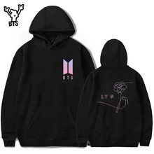"BTS Love Yourself "" Her"" Cover Hoodie"