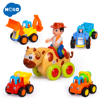 Baby Toys Bebe Presentes Learning Inercia Animis Brinquedos Carrinhos e Veiculos Free Shipping Huile Toys 326 & 366D X