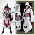 2017 assassin creed Edward iv 4 black flag Kenway Cosplay costume complete custom free shipping