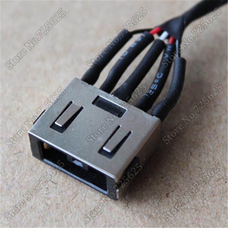 HQMETPARTS Supplies for DC AC Power Jack Harness Socket Cable for Lenovo Z50 Z50-70 Z50-75 Z50-80