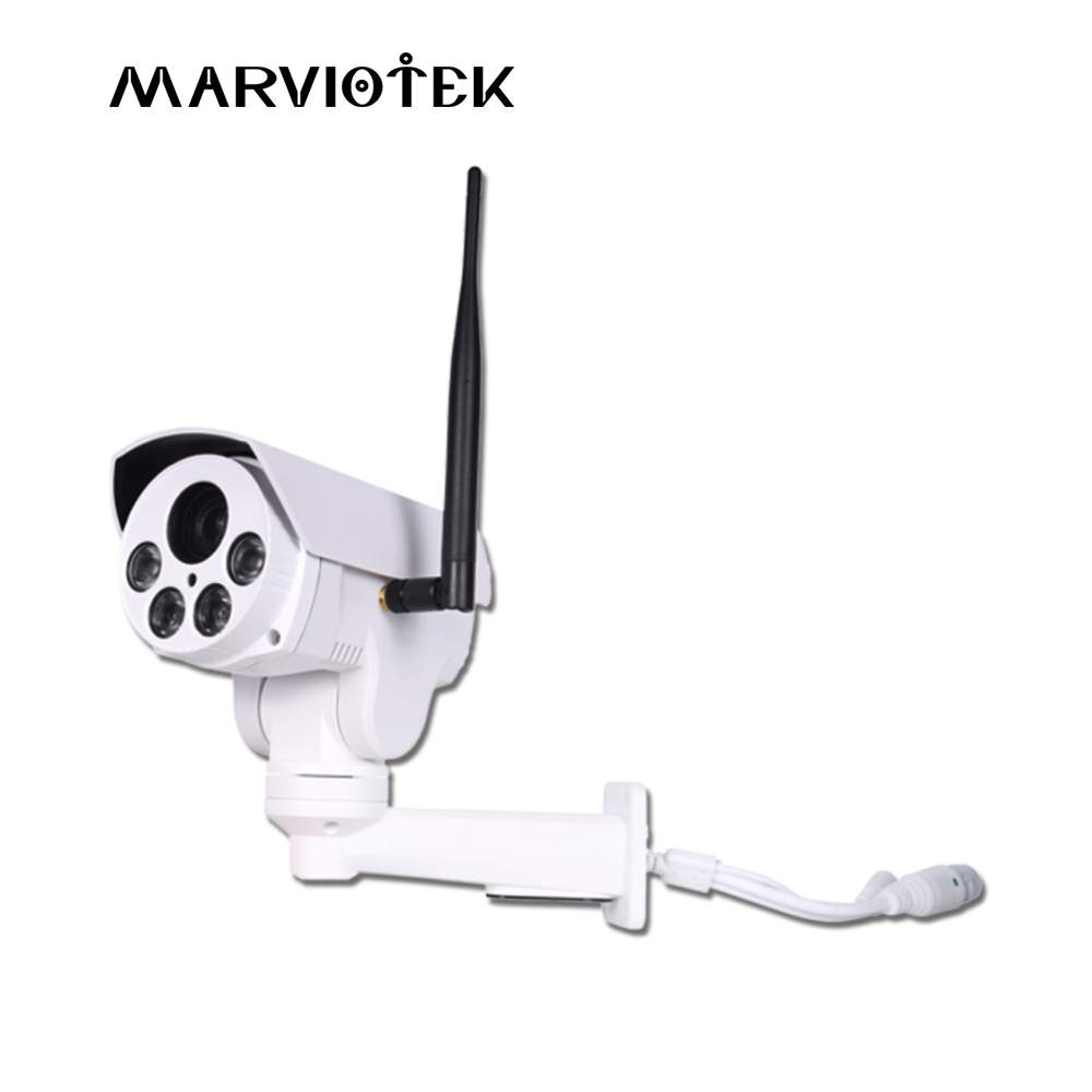 ptz camera wifi bullet 1080P wi-fi ip cameras outdoor video surveillance camera zoom 4X 960P ip camera POE 32G alarm optional инструмент jtc 4923a