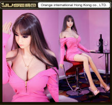 2016 NEW 158cm oral real sex dolls,life size solid sex robot doll for adult,Japanese lifelike tpe love doll with skeleton,ST-171