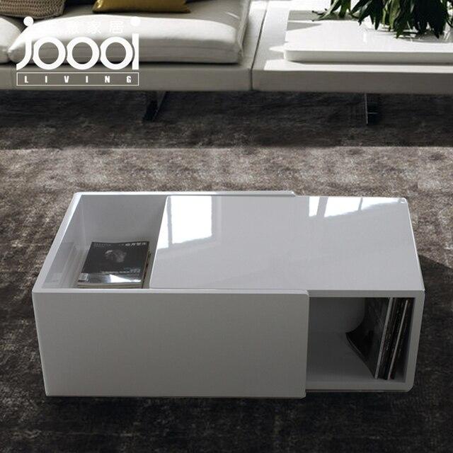Rumah Oslo Joooi Yang Modern Ruang Tamu Minimalis Meja Kopi Teh