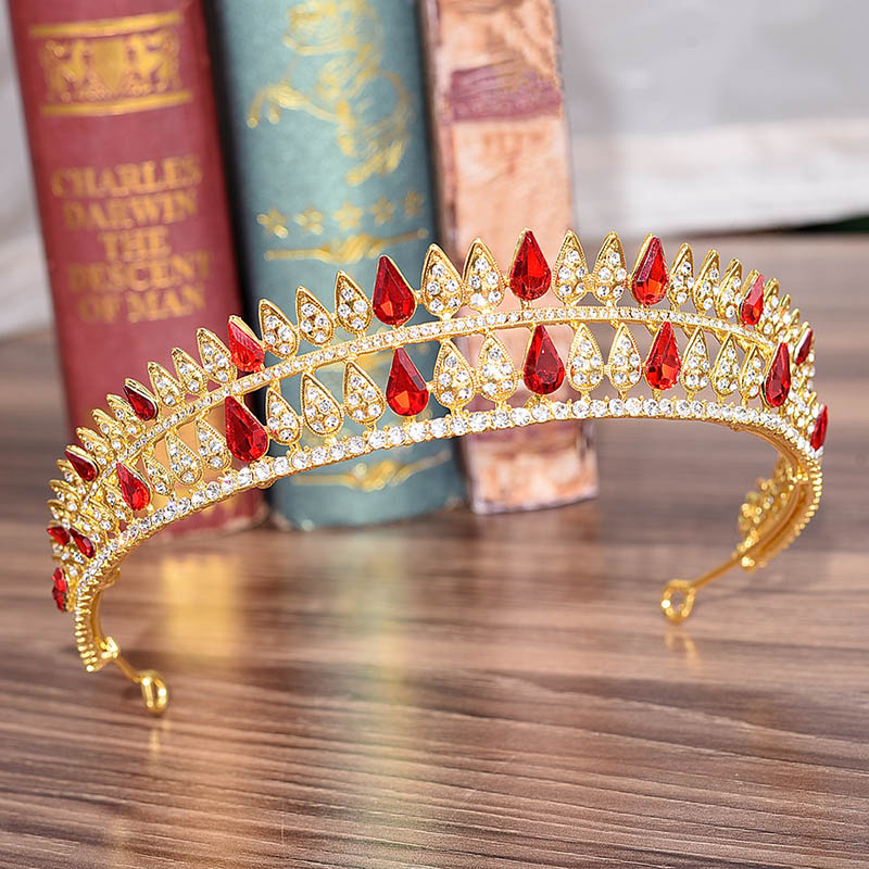 New fashion Hair Jewelry pendant tiara crown bride romantic wedding hair accessories jewelry beauty tiara hair accessories LB