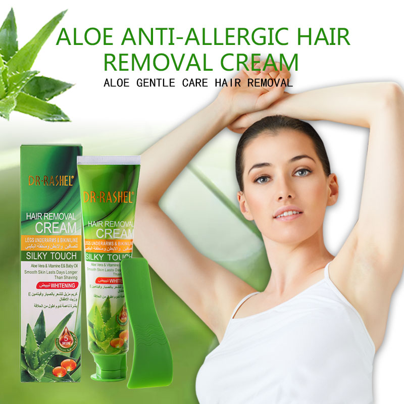 Dr Rashel Aloe Vera Hair Removal Cream Vitamin E Legs Underarm Bikini Line Depilatory Cream 110 Ml Hair Removal Cream Aliexpress