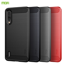 New 2019 For Xiaomi Mi CC9e Case Cover MOFI Fitted TPU Cases Soft Back