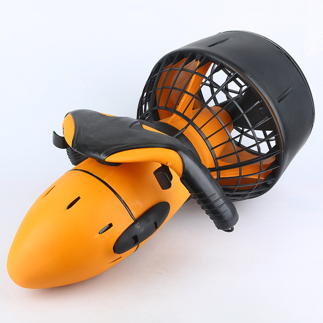 Free shipping Sea 300W Scooter Dual Speed  Water propeller Diving Pool Scooter With Battery Water Sports Equipment 2