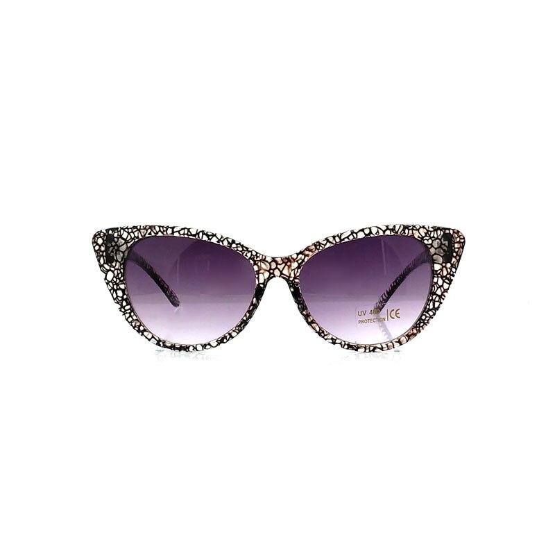 Կանանց արևային ակնոցներ Cat Eye բրենդի - Հագուստի պարագաներ - Լուսանկար 2