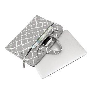 Image 2 - MOSISO Del Computer Portatile Del Manicotto Del Sacchetto Per Macbook Pro 13 15 Notebook Borsa Borse a Spalla Per Xiaomi Air 13.3 15.6 di Superficie Pro 3 4 5 6 copertura