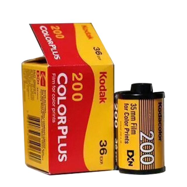 1 Roll Color Plus ISO 200 35mm 135 Format 36EXP Negative Film For LOMO Camera