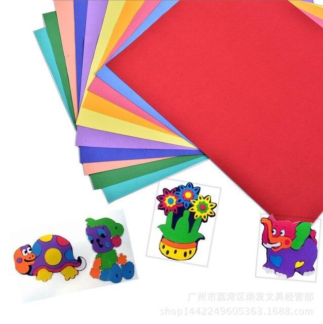 5 Pcs 40x50cm Kindergarten Diy Craft Materials Embossing Machine