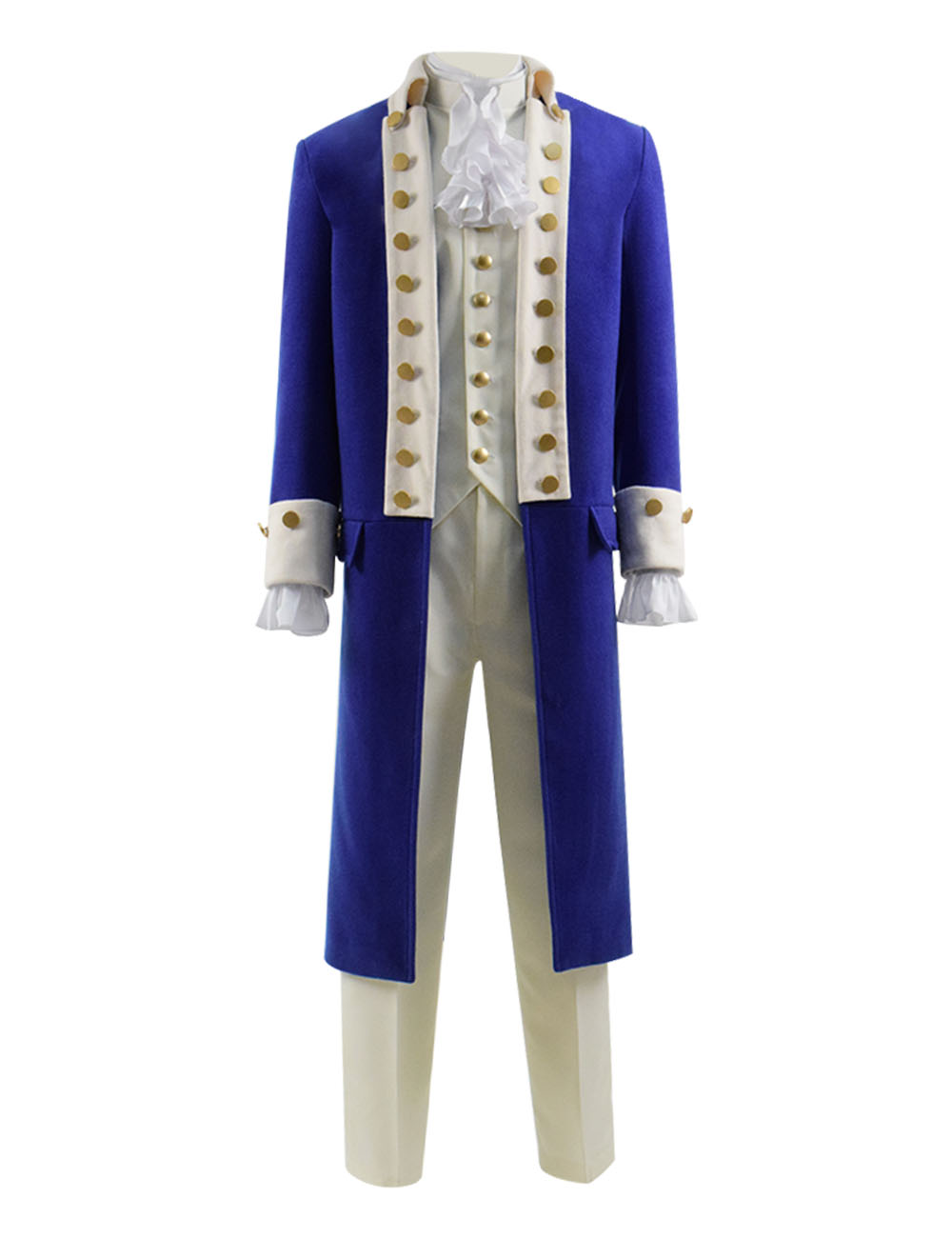 musical Hamilton Cosplay Costume Men Stage Costume Suit for Show Alexander Hamilton Cosplay